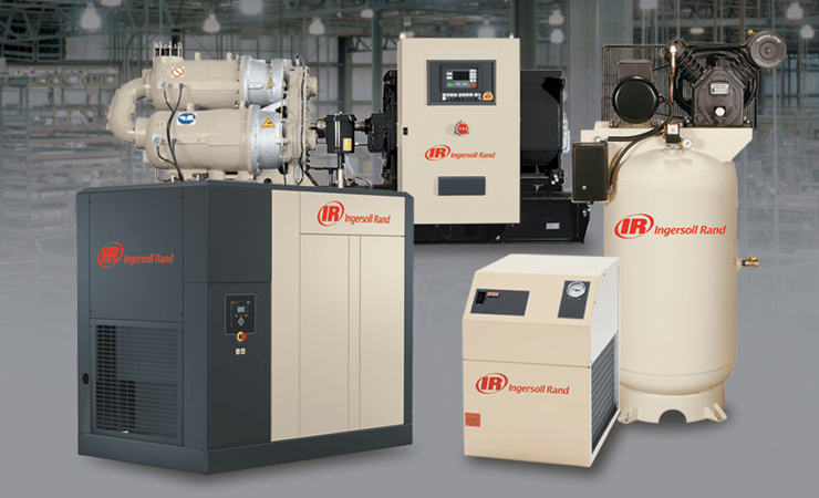 Oil-free Compressed Hire Solutions - O'Neill Industrial