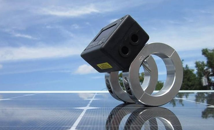 ONeill flow meters, energy savings