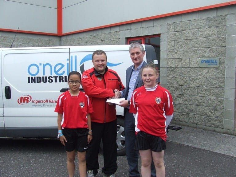 Sponsors of Leeside AFC