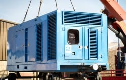 air compressor hire O'Neill Industrial