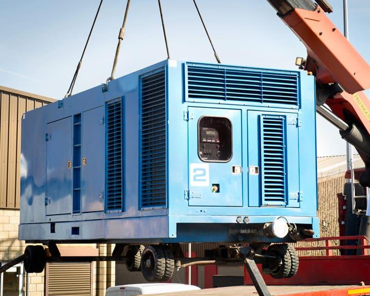 air compressor hire O'Neill Industrial