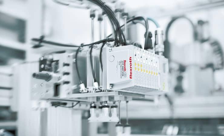Bosch Rexroth Pneumatics O'Neill Industrial