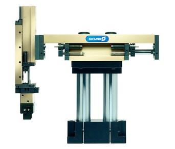 Schunk GEMOTEC modular assembly o'neill industrial