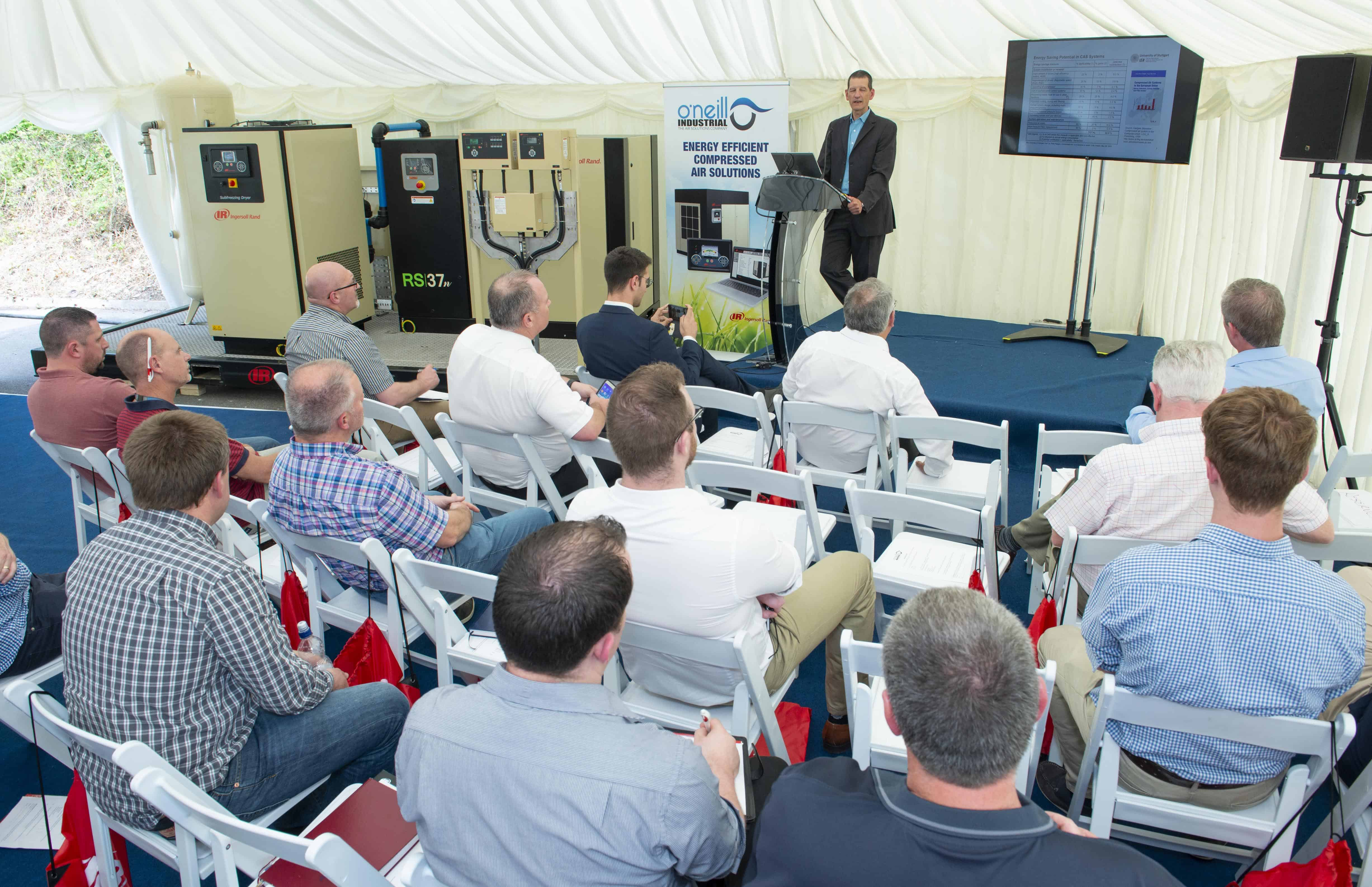 O'Neill Industrial Open Day in Cork