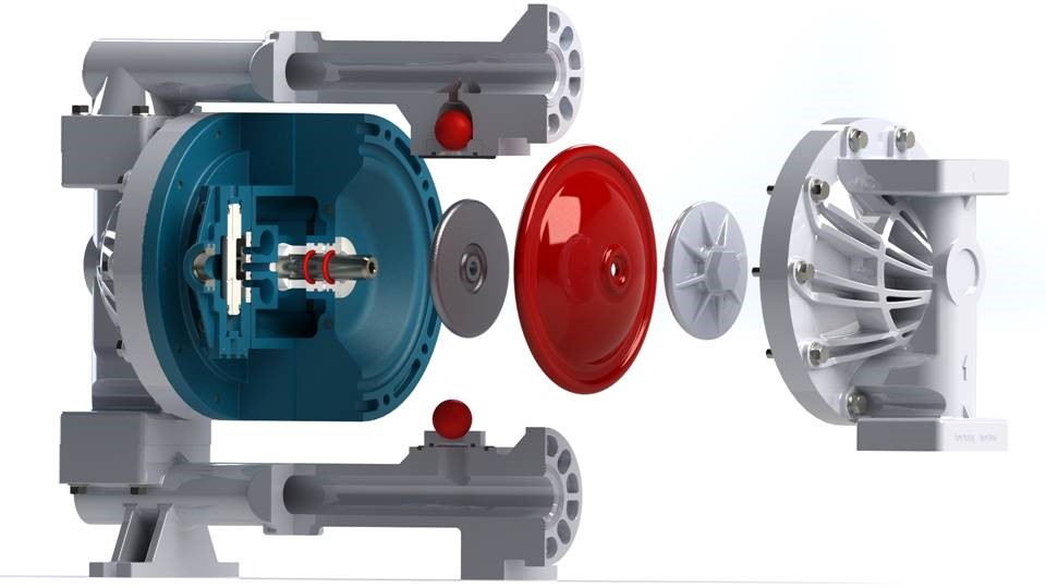 Spare Pump Parts from O'Neill Industrial