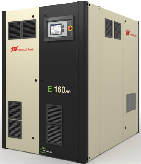 Ingersoll Rand E-Series Oil Free VSD Air Compressor
