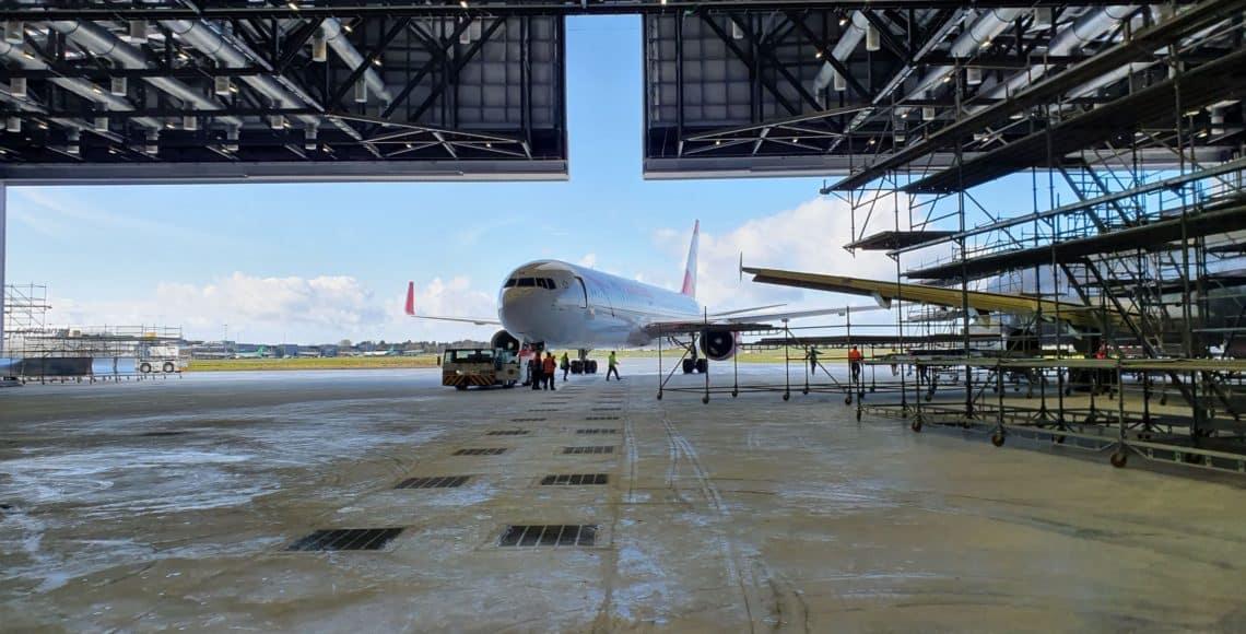 IAC Hangar Shannon