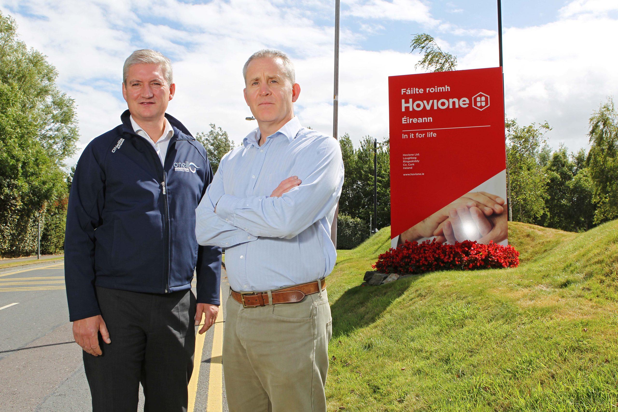 O'Neill Industrial & Hovione